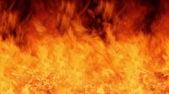 Fire, flames Stock Footage