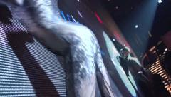 Dancer Stock Footage