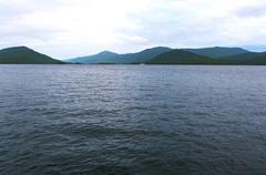 Stock Photo of USA, New York, Lake George