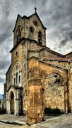 Church of frias Stock Photos