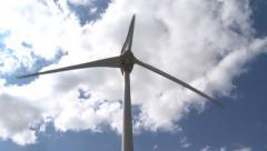 Wind power - HD Stock Footage