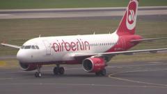 Air Berlin Stock Footage