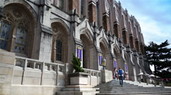 University of Washington Stock Footage