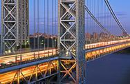 Stock Photo of George Washington Bridge
