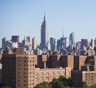 New Yorkin rakennukset Kuvituskuvat
