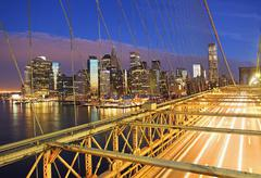 USA, New York State, New York City, Stock Photos