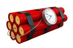 dynamite - stock illustration