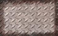 Stock Photo of grunge aluminum plate metal texture and background