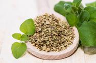 Stock Photo of oregano