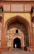 Agra fort, india Stock Photos