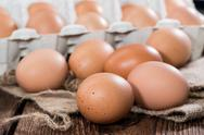 Stock Photo of heap of eggs