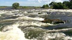 Victoria Falls Stock Footage