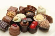 Stock Photo of delicious chocolates