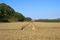 crop sprayer - stock photo