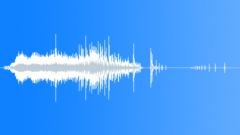 wooden door creak, long 4 - sound effect