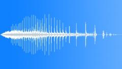 wooden door creak, long 3 - sound effect