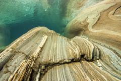 Alppien sukellusta - Joki Verzasca / Sveitsi Kuvituskuvat