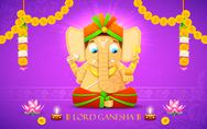 Stock Illustration of Lord Ganesha