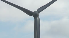Wind turbine Greenpark Reading Kybes Ln 04 Stock Footage