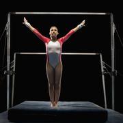 Gymnast Stock Photos