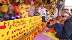Amusements Stock Footage