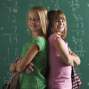 Students in classroom Stock Photos