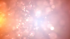Particle Clouds Stock Footage
