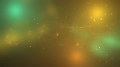 Stock Video Footage of Particle Clouds