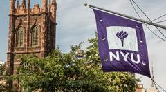 NYU - stock photo