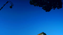 Rome,July 10,2012, Traffic and rush hour of Arch of Constantine at the Colosseum Stock Footage