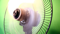 Factory Fan Stock Footage