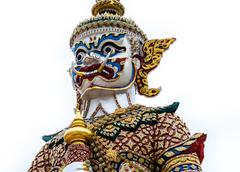 Thai giant Stock Photos