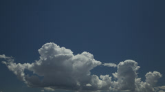 CLOUD Study - 4K - Time Lapse #006 Stock Footage