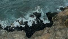 Galapagos Islands Sea Stock Footage