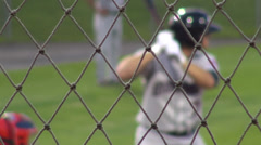 Stock Video Footage of Baseball Batter Hits Ball, Success, Achievement