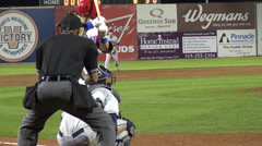 Strike Outs, Failure, Baseball, Sports Stock Footage