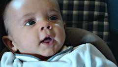 Little baby Stock Footage