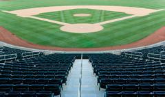 Baseball stadium Stock Photos