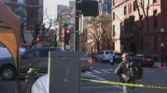 Boston 5 Stock Footage