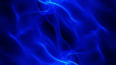 Technology blue abstract backgrounds - stock footage