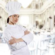 Stock Photo of the chef