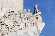 Stock Photo of monument to the discoveries