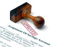 Savings account Stock Photos