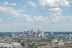 Cincinnati Kuvituskuvat