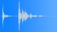 Stock Sound Effects of Medium stone put off