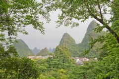 yangshuo - stock photo