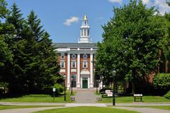 Harvard business school Stock Photos
