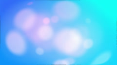 Abstract circles, futuristic colorful background, HD 1080p, loop. Stock Footage