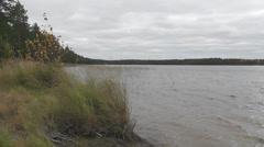lake - stock footage