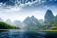 guilin - stock photo